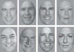 Just another pretty face: Dartmouth professor investigates neural basis of prosopagnosia