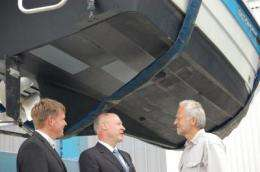 Keeping ship hulls free of marine organisms