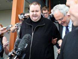 Kim Dotcom faces charges of racketeering fraud, money laundering and copyright theft