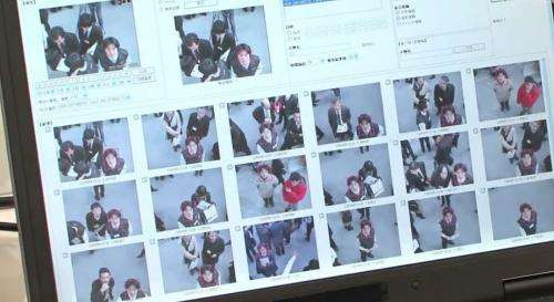 New surveillance camera can search 36 million faces for matches in one second