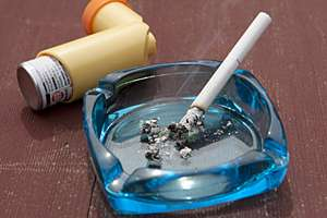 Kicking the habit -- New research examines the barriers to quitting smoking for smokers with asthma