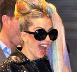 Lady Gaga is consistently the most followed person on Twitter