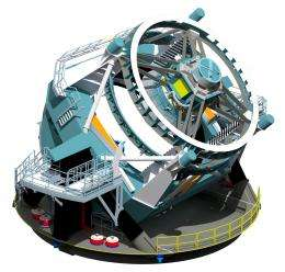 Large synoptic survey telescope approved to advance to final design stage