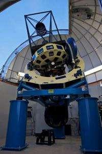 Las Cumbres Telescope sees first light at McDonald Observatory
