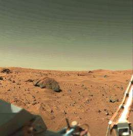 Life on Mars: just add carbon and stir