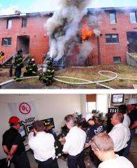 Live Fire Tests with FDNY Will Guide Improvements in Fire Department Tactics