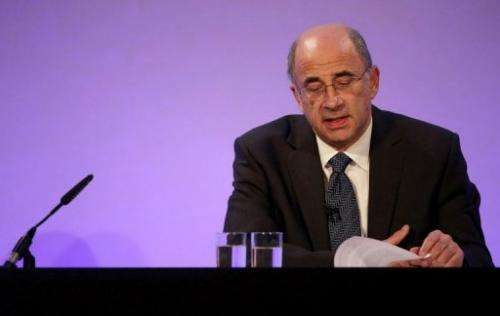 Lord Justice Brian Leveson has called for an independent media regulator in Britain