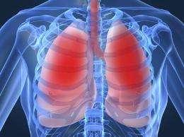 Lung disease sufferers falling 'under the radar'