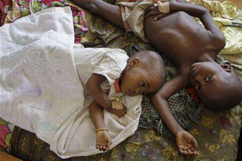 Malaria vaccine a letdown for infants