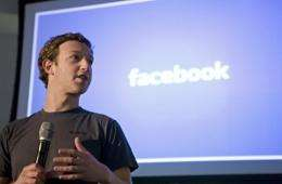 Mark Zuckerberg will retain an iron grip over the social network even after it becomes a public company