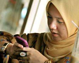 Marriages are not usually arranged in Indonesia, but social networking sites have become a popular way to find a partner