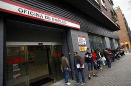 Mathematics confirm the chaos of the Spanish labor market