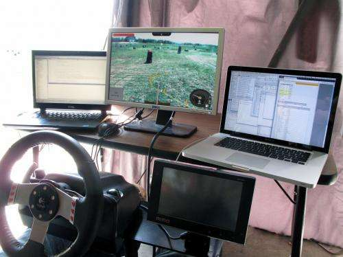Mechanical engineers develop an ?intelligent co-pilot? for cars