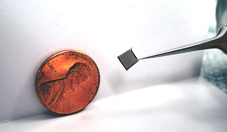 Micro fuel cells made of glass: Power for your iPad?