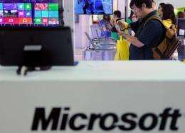 """Microsoft promised to make a """"major"""" announcement on Monday"""