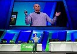 Microsoft sees future in Windows 8 amid iPad rise (AP)