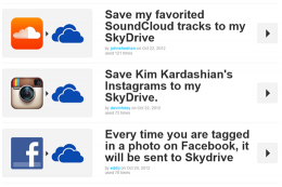 Microsoft sends SkyDrive SDKs and IFTTT tie-in to developers