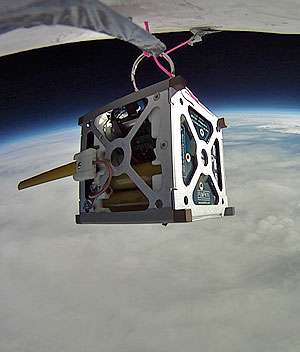 Mobile phone technology to power satellite
