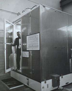 Modern-day cleanroom invented by Sandia physicist still used 50 years later