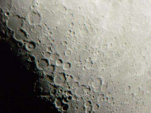 Improved simulation methods help scientists bolster theories of Moon's formation