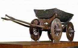 Monumental effort to save the threatened Viking treasures of Oseberg
