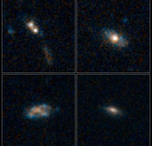 Most Quasars Live on Snacks, Not Large Meals