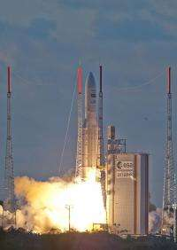 MSG-3 set to ensure quality of Europe's weather service from geostationary orbit
