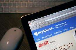 Myspace said Monday it was getting a second wind due to the popularity of a freshly launched online music player