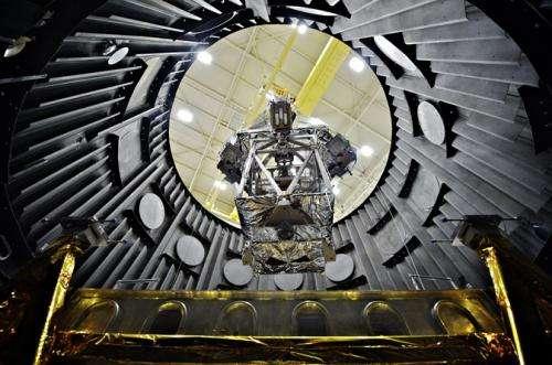 NASA engineers testing Webb telescope's OSIM and BIA instruments