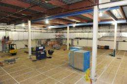 NASA Goddard spacecraft cleanroom goes green