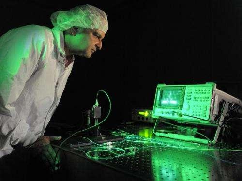 NASA pursues atom optics to detect the imperceptible