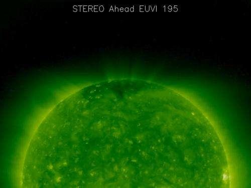 NASA's solar fleet peers into coronal cavities