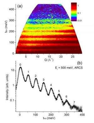 Neutron experiments give unprecedented look at quantum oscillations