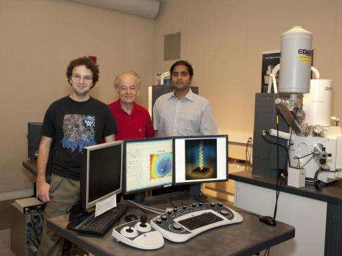 New device hides, on cue, from infrared cameras