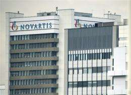 New drugs shore up Novartis in Q2