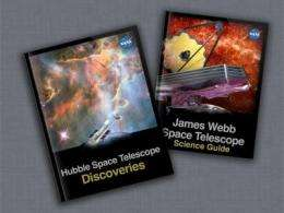 New free e-Books available about 2 famous NASA space telescopes