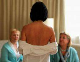 New survey: Women want to SEE breast reconstruction results before cancer surgery