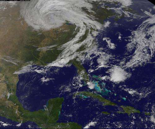 NOAA's GOES-13 returns to full operations, GOES-14 to remain orbital spare