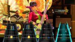 No Doubt settles lawsuit over 'Band Hero' vid game
