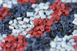 Non-destructive testing of plastic components
