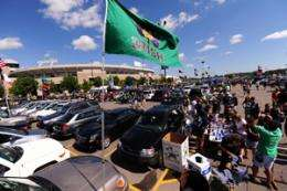 Not simply a party: Tailgaters contribute to team victory and even university brand, new study shows