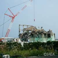 Nuclear power plants located in tsunami risk zones