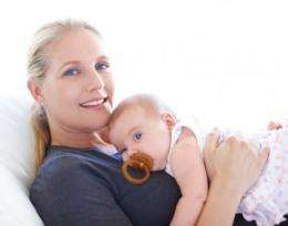 Older mums putting health at risk