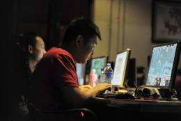 Online sales now account for three percent of total retail sales in China