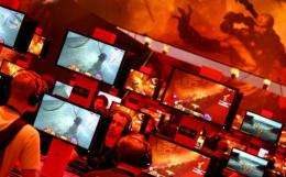 Online video fans in the United States prefer big screen televisions to computers when it comes to viewing