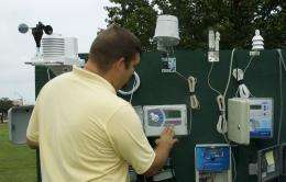 Only a few 'smart' irrigation controllers were able to deal with drought