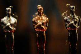 Oscars organizers said Wednesday they would introduce electronic voting to select Hollywood's top films and stars