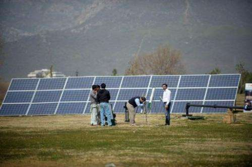 Pakistan needs to produce 16,000 megawatts of electricity a day but only manages 13,000 megawatts