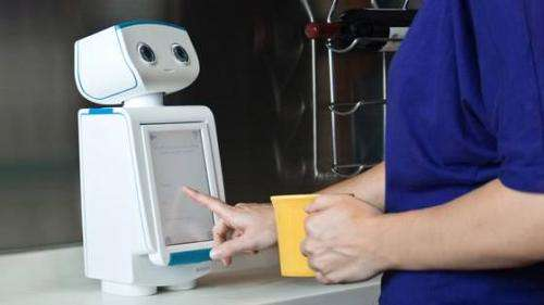 Partnership unveils healthcare robot coach: Autom