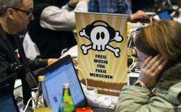 Pirate party makes a raid on German politics (AP)